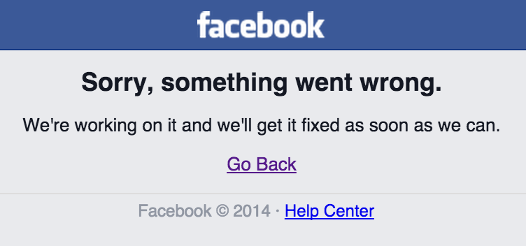 I certainly expect my Facebook error messages to have a 2015 copyright. http://t.co/M6XKfQRJ58