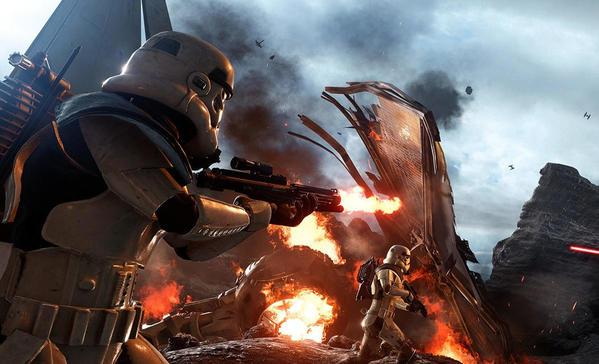 """The """"Star Wars Battlefront"""" beta will run from Oct. 8 to Oct. 12. https://t.co/N7FmZwH99b #news http://t.co/tBPM7rZH86"""