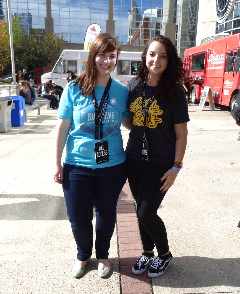 """At SAMU we provide Speaker Series, Breakfast Club and volunteer opportunities""–Amy Beard #BCSC202A #NatashaAndEileen http://t.co/yq6CKRPTnc"