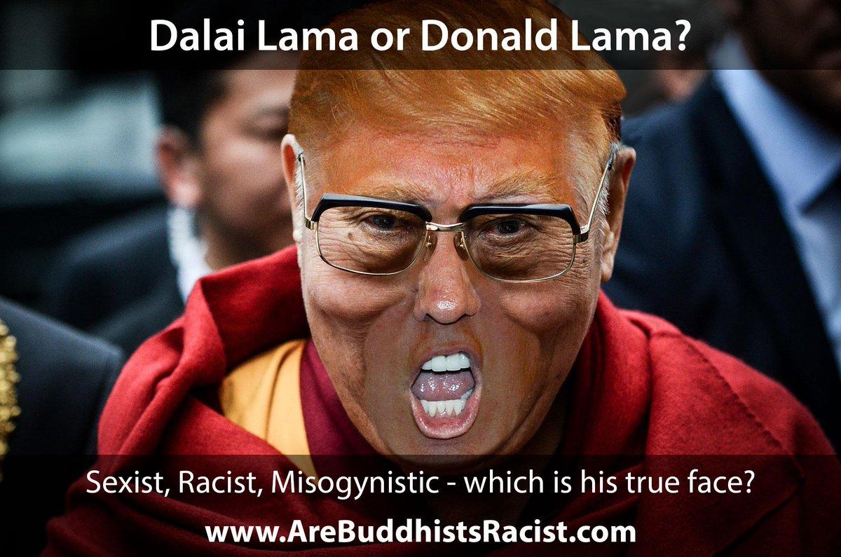 Indy Hack On Twitter Roundup Of The News 1 Dalai Lama Isn T Sexist 2 Bill Cosby Isn T A Rapist 3 Donald Trump Isn T Racist Dalailama Http T Co Rqhexr5wlc