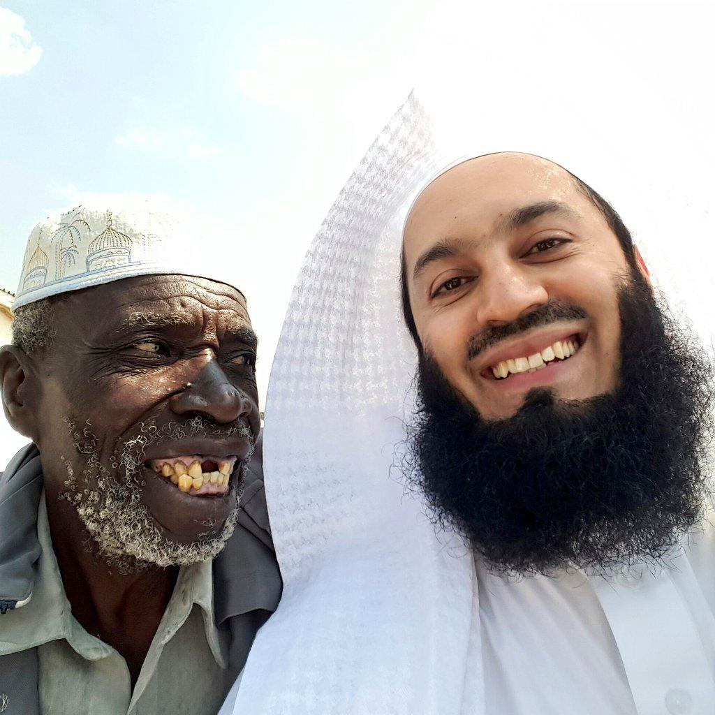 "Mufti Ismail Menk On Twitter: ""My Memorable First Day Of"