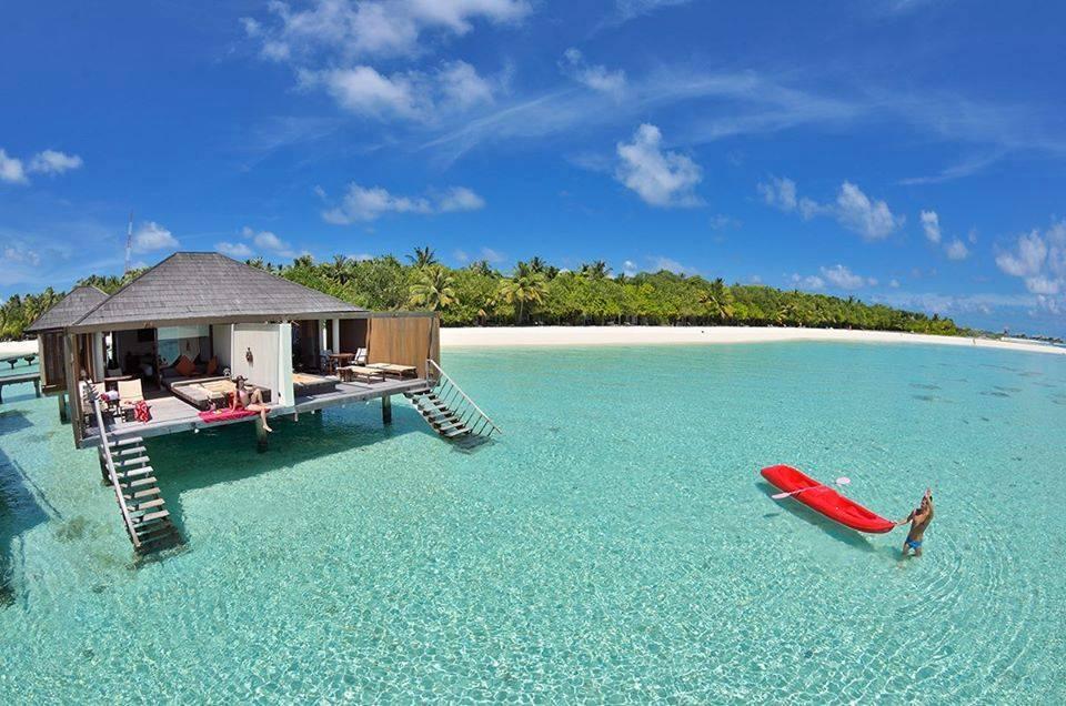 Maldive Resort.