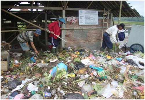 Pujo Bae, Solución de Clasificación de Residuos