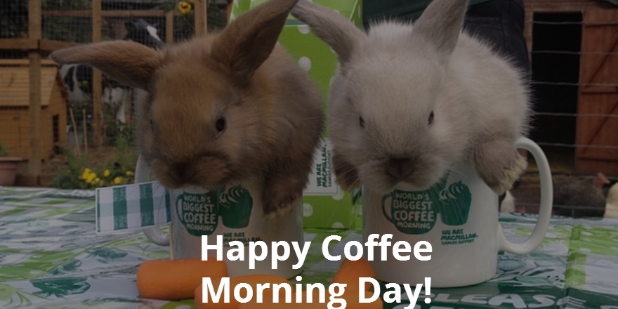 Hope you have a great @MacmillanScot #CoffeeMorning today! Find the one closest to you here http://t.co/dh2hhOBYMd