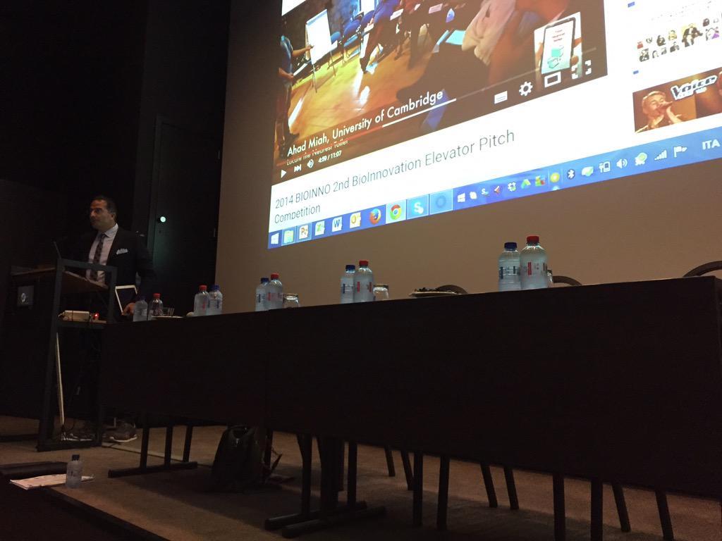 Thumbnail for BioInno International Entrepreneurship Conference, Brussels