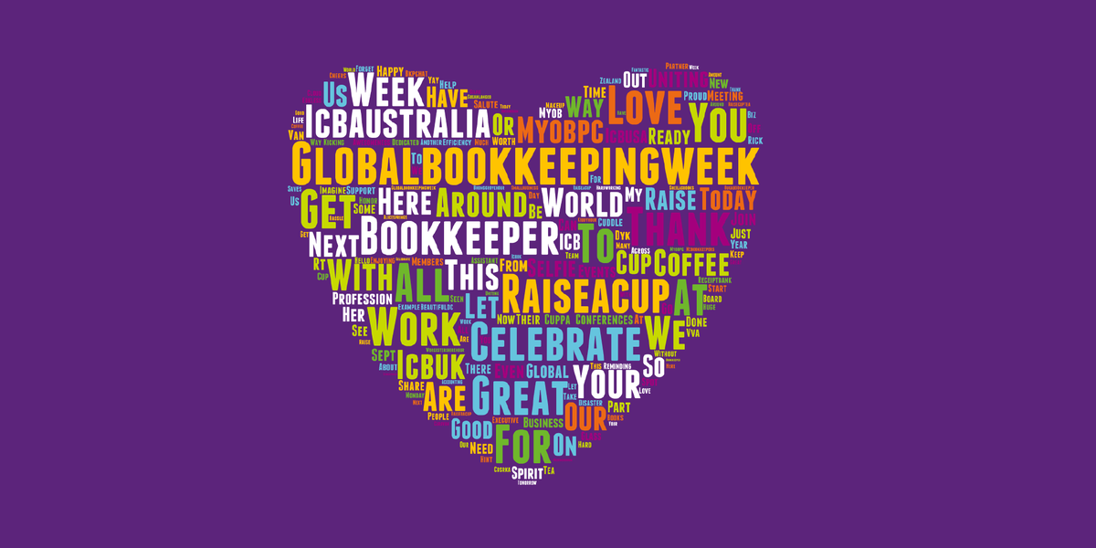 Here's to the Bookkeepers; The champions of small business! #GlobalBookkeepingWeek #loveyourwork http://t.co/aMxOnV0wjq