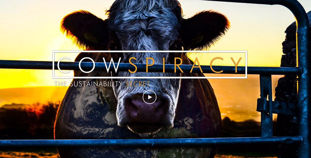 Currently watching @Cowspiracy and it talks about the truths that no one wants to hear. Bravo!!