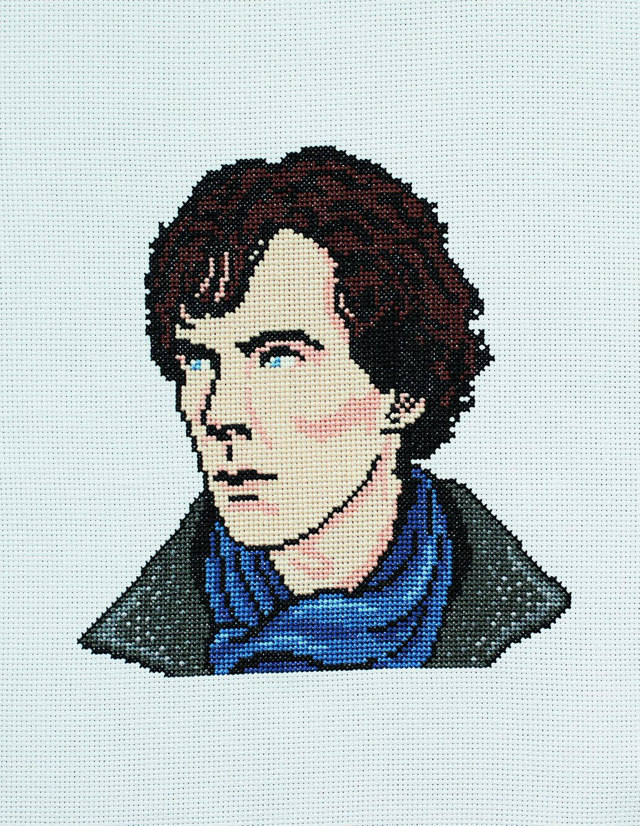 Exciting news: we've got a #Sherlock cross-stitch project from @Kyle_Books to download! http://t.co/3sRPxKpdsT http://t.co/23oweNSRQt