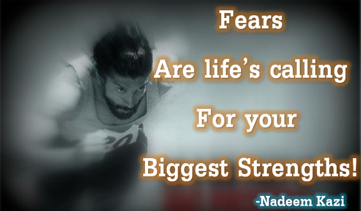 &quot;Fears are life calling for your Biggest #Strength&quot; #business #smallbiz #startup #economy<br>http://pic.twitter.com/AWoWf7sz5W