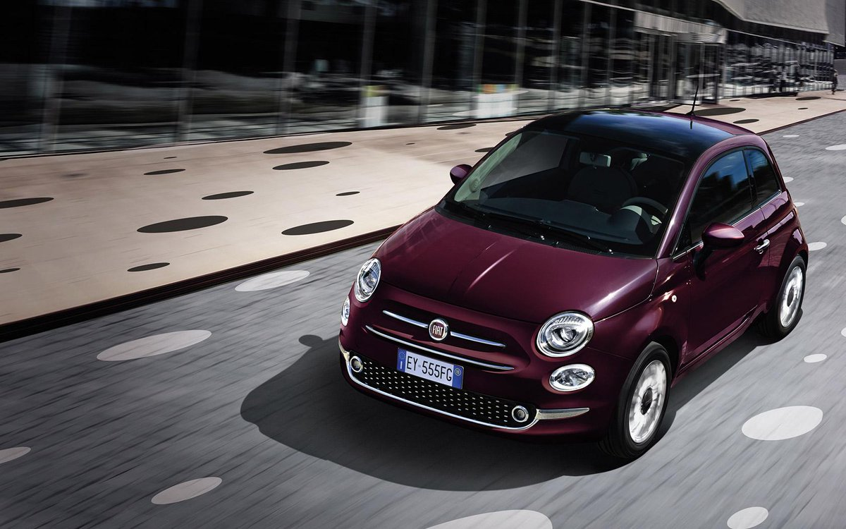 glyn hopkin group on twitter what 39 s your favourite of the two new fiat500 colours. Black Bedroom Furniture Sets. Home Design Ideas