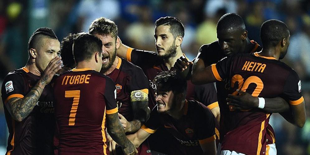 Rojadirecta ROMA-CARPI in Streaming Gratis Diretta Sky Serie A.