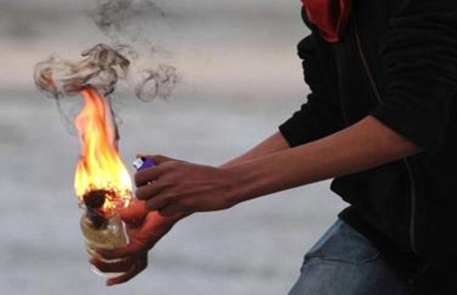 भारतीय भूमिबाट प्रहरीमाथि पेट्रोल बम प्रहार