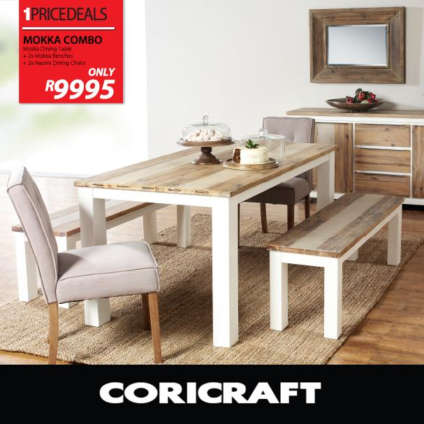 Coricraft On Twitter Save R2500 When You Buy The Mokka Combo For