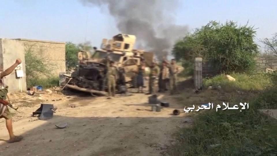 Intervention militaire contre les houthis - Decisive Storm  CPvqFGTUEAEyFfq