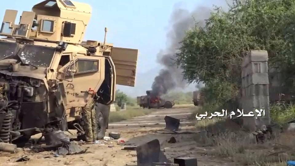 Intervention militaire contre les houthis - Decisive Storm  CPvvkiFU8AEtIYp