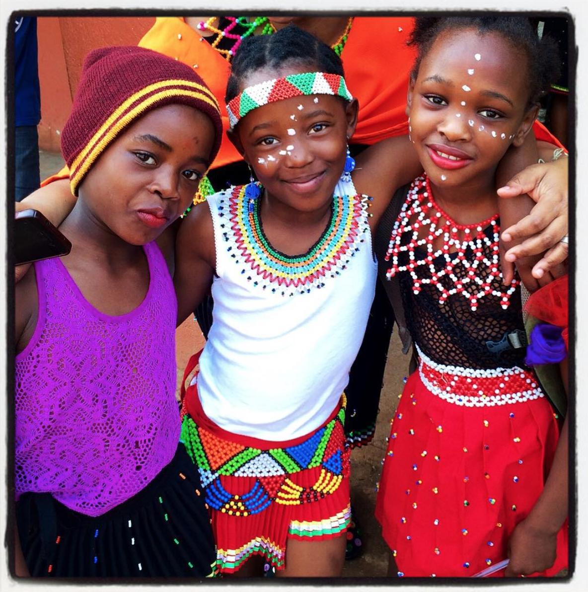Young nude zulu women #9