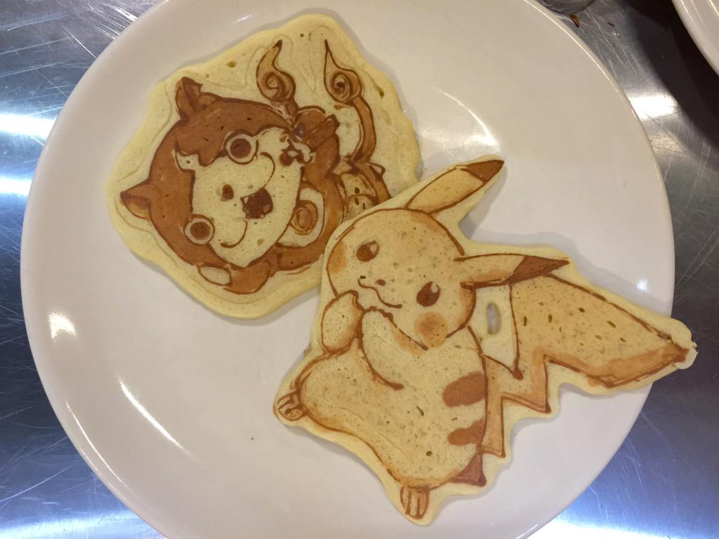 Forget Latte Art; Pancake Art Is Officially a Worldwide Trend