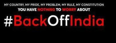 BackoffIndia