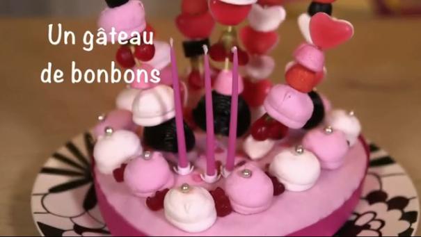 Un anniversaire à l'horizon ? On teste le gâteau de bonbons ! http://t.co/JZLkdsGULe #DIY #bday http://t.co/evd6tknevA