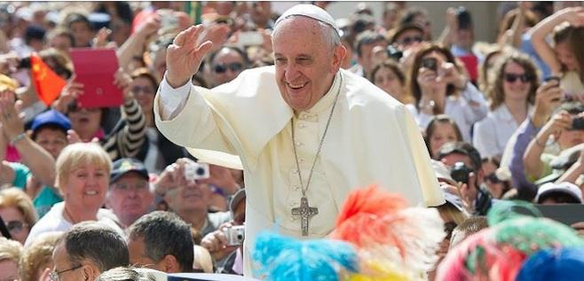 "Pope Francis (@Pontifex) is releasing a rock album; listen to ""Wake Up! Go! Go! Forward!"" http://t.co/1LGt6Th5pC http://t.co/E8XplVKaJA"