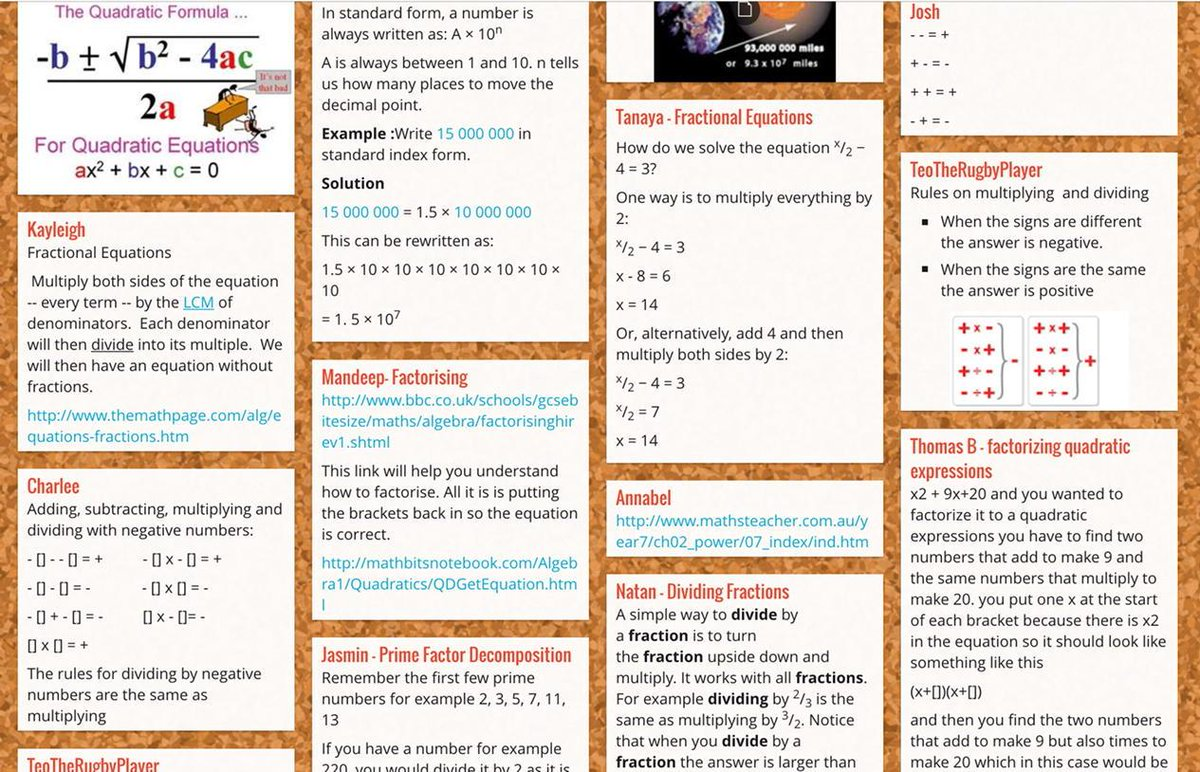 Y9 #Padlet learning summary wall today via @School_LN   #ukedchat #aussieed #sunchat http://t.co/OqTDqvYIJT