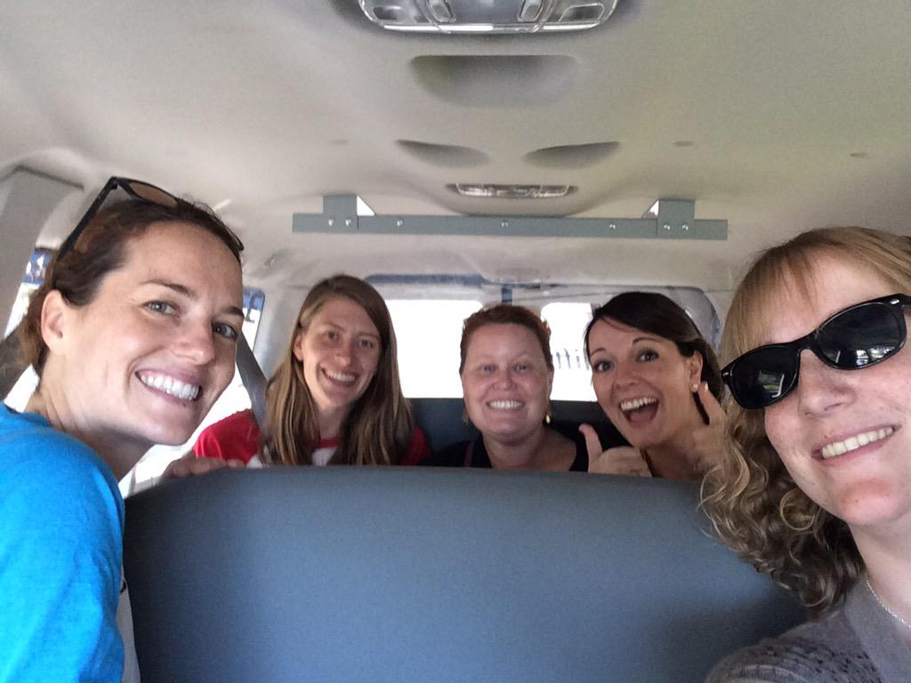 Excited about education! Seattle, here we come! #TTLsummit @msjlura @BullisCharter @TeachtoLead http://t.co/urUSljGPeq