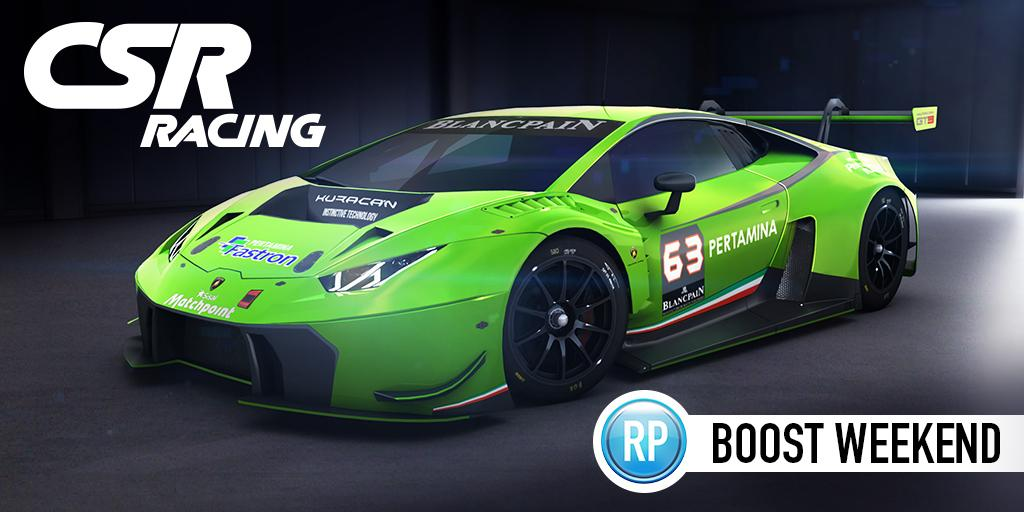 csr racing on twitter the lamborghini huracan gt3 gets. Black Bedroom Furniture Sets. Home Design Ideas