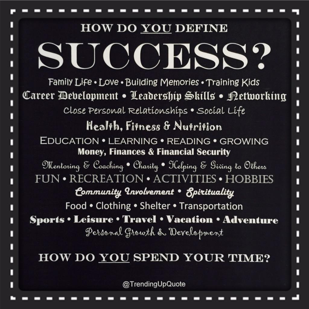 trending quotes on twitter   u0026quot how do you define success