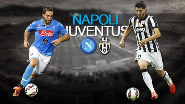 NAPOLI-JUVENTUS Rojadirecta, orario Streaming Gratis (Diretta Calcio Serie A).