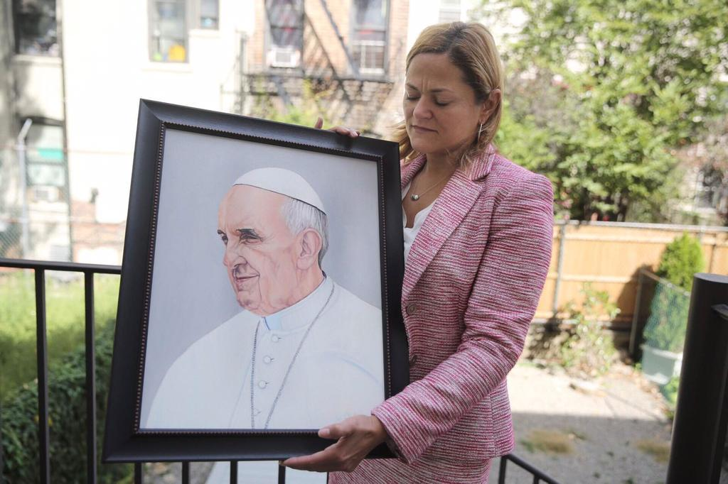 Mark-Viverito's plea to Pope Francis