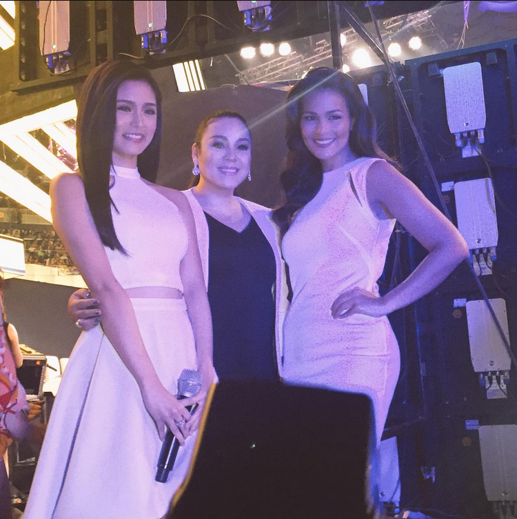 "Abs Cbn Latest News Update: ABS-CBN News Showbiz On Twitter: ""Ina, Chloe And Stella"