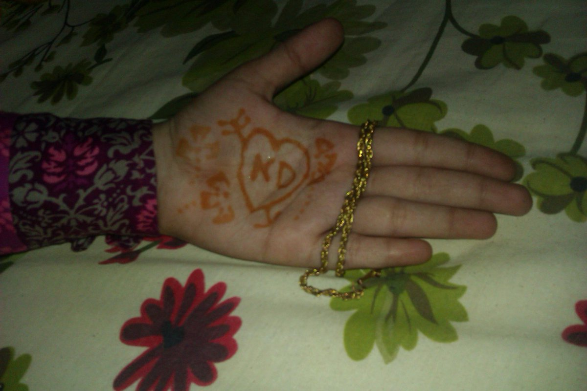 Mehndi Hand Name : Romantic girlish mehndi designs within mintstrendy henna