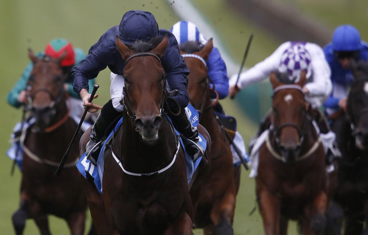 Air Force Blue – Dewhurst Stakes 2015
