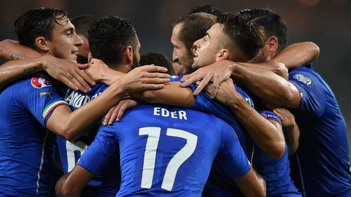 Azerbagian-ITALIA 1-3 VIDEO, primo gol di Darmian in Nazionale
