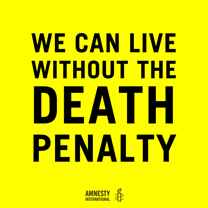 """Amnesty International On Twitter: """"We Can Live WITHOUT The"""