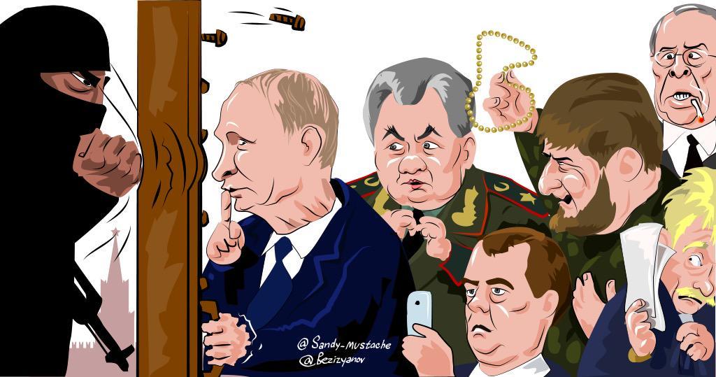 Не исключено, что Россия финансирует приток беженцев в Евросоюз, - министр обороны Чехии - Цензор.НЕТ 9600
