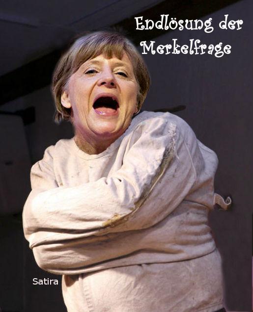 Ist Merkel verrückt geworden ? https://t.co/lLlP2mQqde