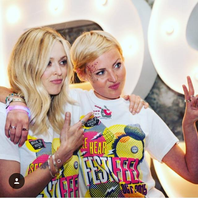I'm so over the moon that our festival  #festifeel is going so well right now! Our best one yet! @CoppaFeelPeople http://t.co/xLktRgAh7C