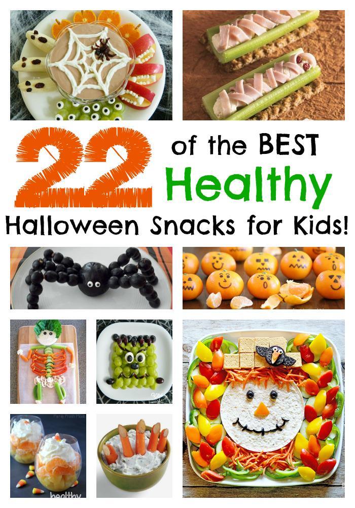 Jill mills kitchenfun3sons twitter for Halloween snack ideas for kindergarteners