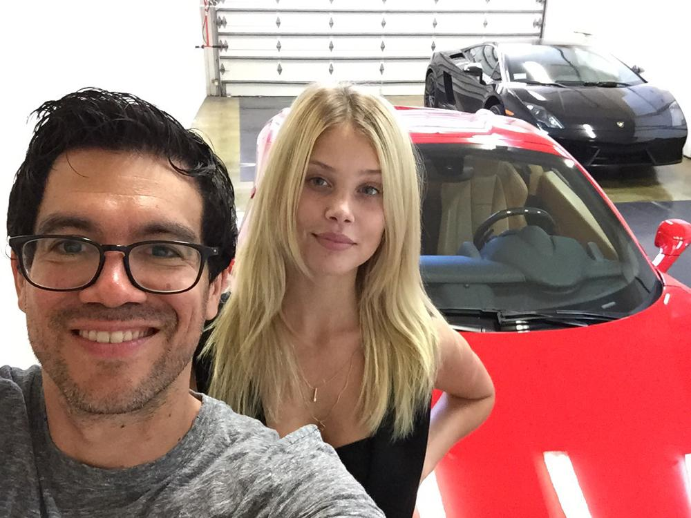 Tai Lopez On Twitter Ferrari 458 Spyder Or Lambo Gallardo Allie Says Just Because She Like Red S Haha