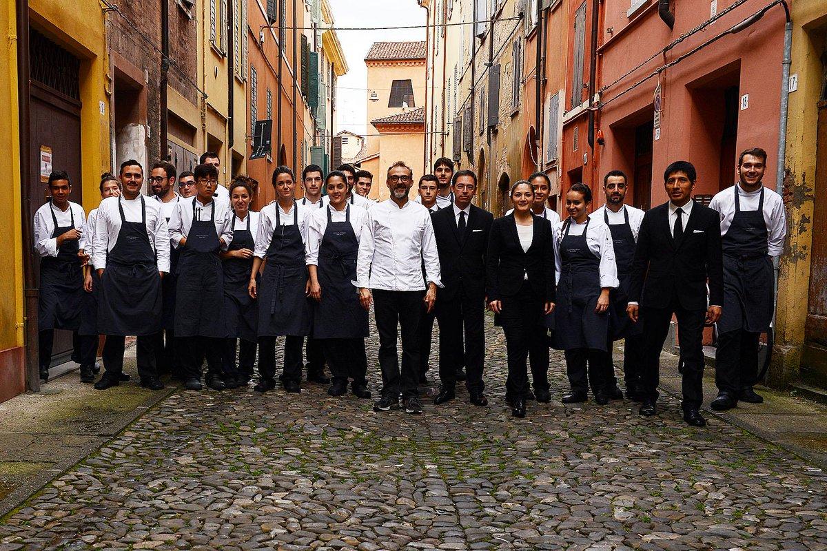 Stop Press. 20/20 in @espressonline 2016 restaurant guide @massimobottura details: https://t.co/HCwIFiy0oT http://t.co/X2hOk3yMbm