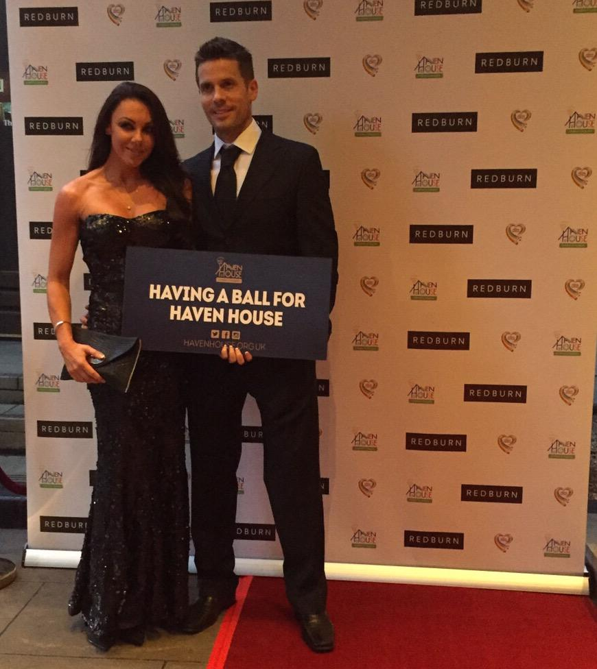RT @HavenHouseCH: Thank you @wonderwomanshel and @hughhanley for your support this evening #hhcharityball http://t.co/W1C0FQKlXh