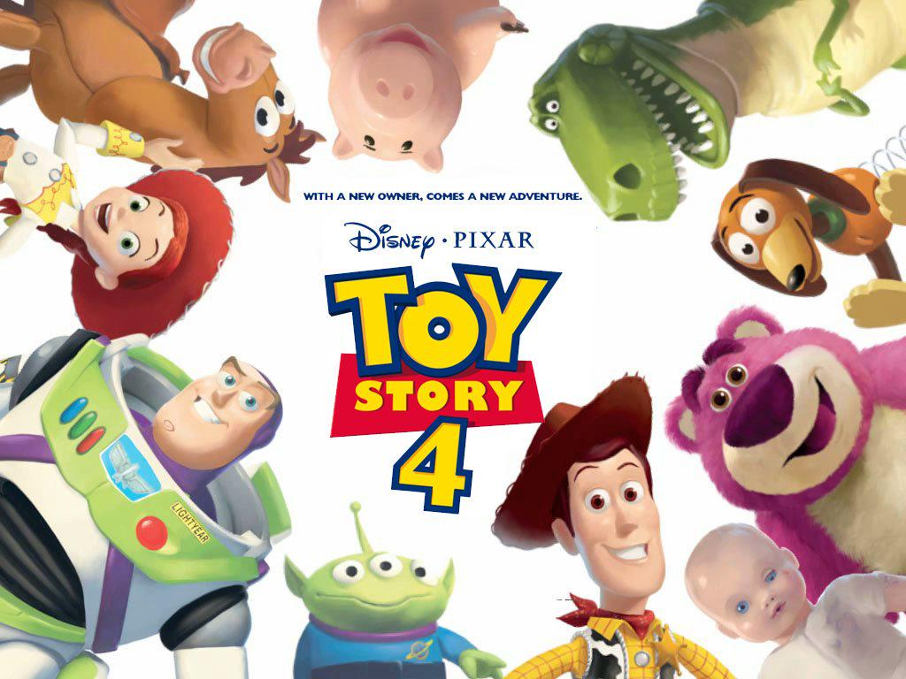 Toy Story 4 (2018), Movie Cast, Story and Release Date