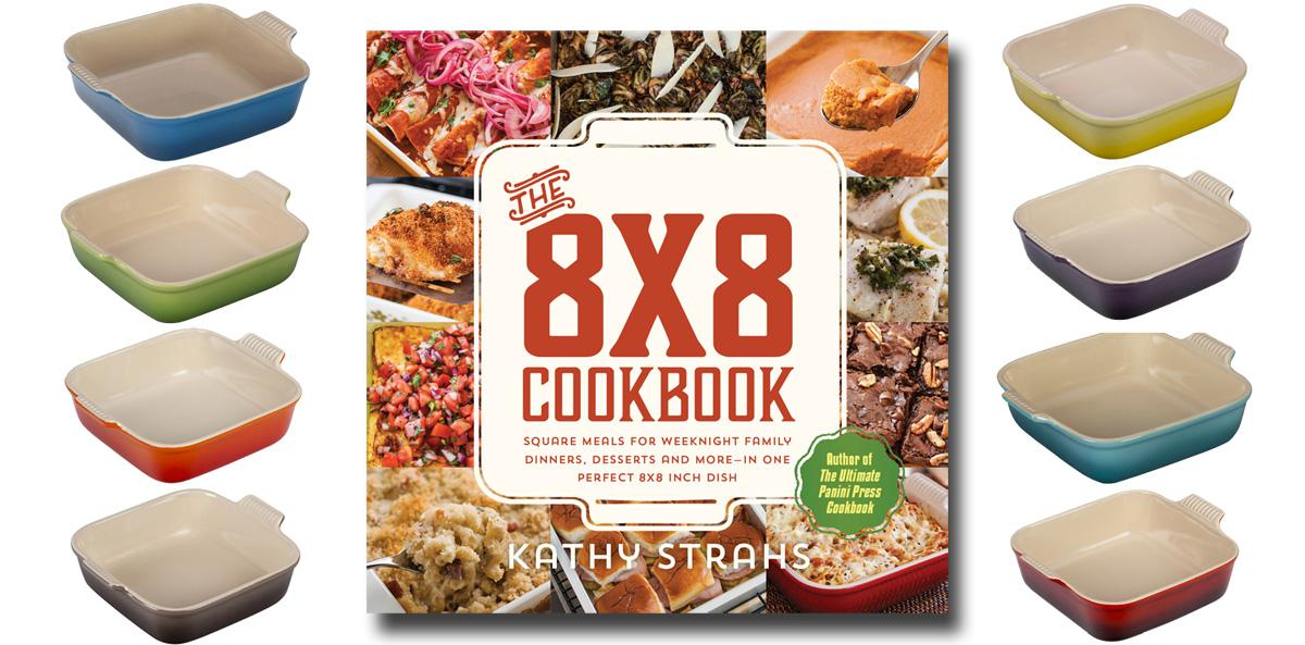 Win 1 of 8 @lecreuset 8x8 Square Baking Dishes! http://t.co/KbcSeWfczf #giveaway #8x8cookbook http://t.co/wkpDb6LagQ