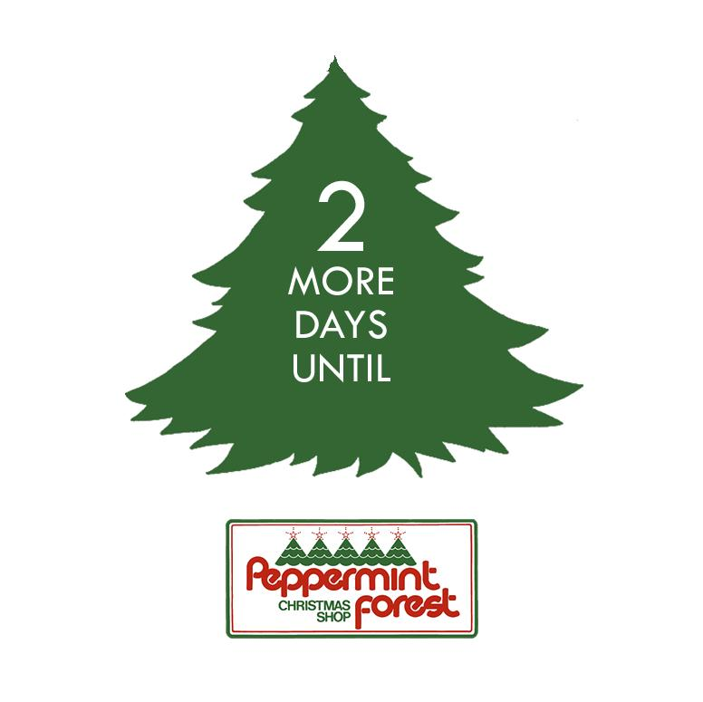 1 reply 2 retweets 2 likes - Peppermint Forest Christmas Shop