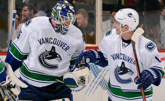 Vancouver Canucks On Twitter Update Further Evaluation Revealed That Jacob Markstrom Suffered A Hamstring Injury Will Be Re Evaluated In A Week Http T Co Kuh7keaifo