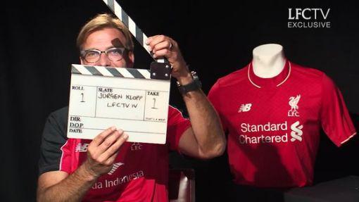 8am Friday: Watch Jürgen Klopp's first interview as #LFC boss http://t.co/au6WfTRDQC http://t.co/cffna3Cw5F