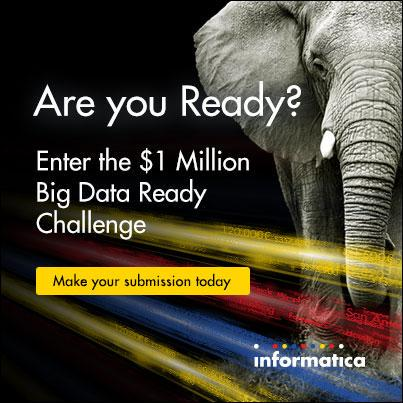 Pivotal #partner, @Informatica's Challenge to Help Organizations Succeed in #BigData Projects http://t.co/6Slb8w2Y4C http://t.co/Nr2FcUUHg3