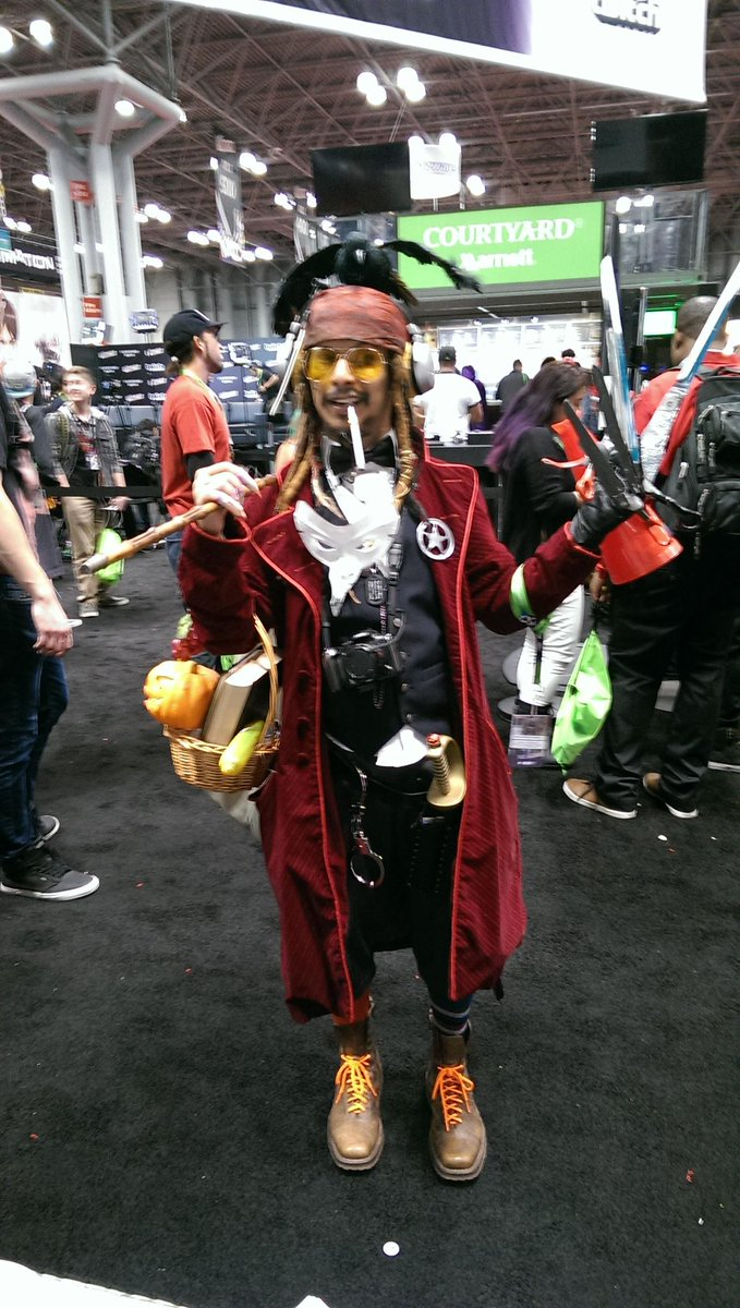 Courtney Miller On Twitter My Vote For Best Day 1 Nycc2015