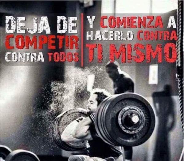 Fitness Total On Twitter Competencia Inspiración Superación